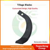 高品質の中国の工場農業の機械装置のRotavatorの刃