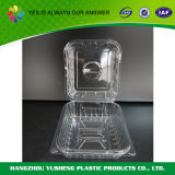 Овощ плодоовощ Clamshell волдыря упаковывая устранимый пластичный контейнер еды
