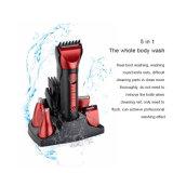 5 en 1 condensador de ajuste popular del pelo de la cizalla de pelo