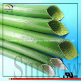Fio resistente ao calor da fibra de vidro de Sunbow 1.5kv que Sleeving 6mm 8mm