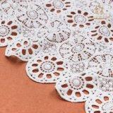 Ткани шнурка ткани шнурка L20001 для платья венчания