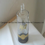 Les clinquants d'estampage chauds pour des meubles chausse la bouteille en verre