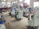Raupe-Ausschnitt-Maschine des China-Hersteller-UPVC glasierende
