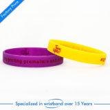 Kundenspezifischer Decklack-reiner Farbe IdentifikationWristband