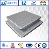 Aluminium Geperforeerd Comité Opgeschort Plafond