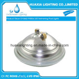 두꺼운 유리제 동위 56 LED 수중 수영풀 램프 옥외 빛