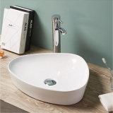 현대 디자인 얇은 가장자리 목욕탕 세면기 세라믹 물동이