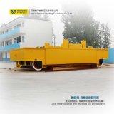 Trole automotor montado do carro de transferência da concha de 100 toneladas trilho de aço