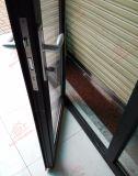Прочная алюминиевая дверь Bifolding для парадного входа (BHA-DBF01)