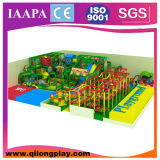 2016 venda quente nova Plaground com Trampoline