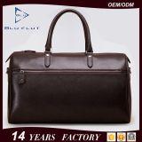 Progettare il sacchetto per il cliente di cuoio di corsa dei bagagli del Tote di affari di alta qualità
