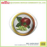 OEM het Aanvaardbare Dienende Dienblad van de Melamine van het Af:drukken van de Douane op Verkoop