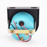 """2 de """" diodo emissor de luz branco do calibre 40-120 universal do Temp da temperatura de petróleo do ponteiro do carro 52mm 12V"""