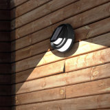 태양 전지판 스테인리스 LED 벽 옥외 점화 정원 빛