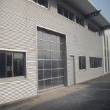 Deux constructions en acier pré conçues en métal d'étage pour la salle d'exposition de véhicule