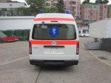 Toyota Hiace Techo Alto 2.7L gasolina LHD ambulancia