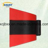 Барьер пояса держателя стены пластичного материала Retractable