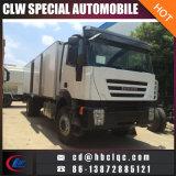 La Cina fa il camion dell'Iveco 4X2 Cold Van Truck Refrigerator