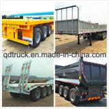 트럭 트레일러, 실용적인 트레일러 50-80 톤, 화물 트레일러, 반 트레일러
