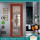 Interior puerta de aluminio para Villa / Casas Baño / Aseo