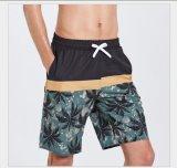Fashion Design personnalisé Beach Mens garçons nager Shorts Carte de poche