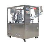 Tecla Semi-Auto tubo ultra-máquina de enchimento e selagem (TFS-002)