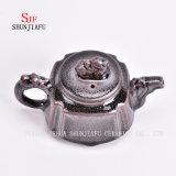 Retro en Unieke Vorm van de Schoonheid van Ceramische Teapot/E
