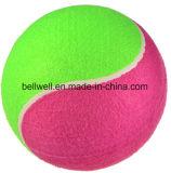 Brosse de tennis gonflable Gaint à double couleur en feutre