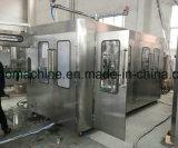 A água do depósito de Rinser Capper Triblock Máquina para frasco de vidro de PET