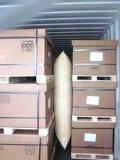 輸送のための空気によって荷敷きの空気クラフトの満たされる膨脹可能な紙袋