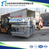 8~10cbm/Hr小さい油性排水処理Dafシステム、分解された空気浮遊の単位