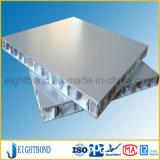 панель сота 20mm серебряная алюминиевая для нутряного украшения