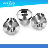 Aangepast Aluminium/Aluminium Shell met het Zilveren Anodiseren