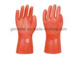 Новый домоец PVC типа заморозил перчатки работы перчаток 982-28