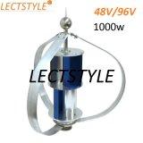 Générateur de vent vertical à 1000W AC48V / 96 Q Style pour une application domestique