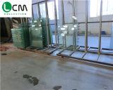 Indicador de vidro isolado da construção vidro oco de vidro