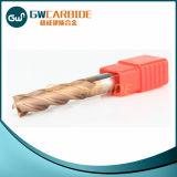 Máquina ferramenta de trituração do alumínio das flautas do moinho de extremidade 3