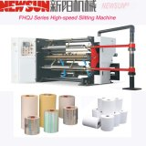 Máquina que raja BOPP de Fhqj de la película de alta velocidad de la serie