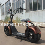 정면 후방 현탁액 EEC를 가진 2 바퀴 전기 스쿠터 1600W Harley