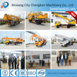 La fabrication de professionnels de la Chine Portable Mobile Mini Truck Crane