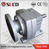 Inline-Serien-schraubenartiger Getriebe-Motor der Welle-Fuß eingehangener R