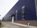 Construction en acier de niveau élevé pour l'atelier en acier, entrepôt, cloche d'acier