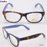 Moda óculos de acetato de quadros na óptica Kf1262