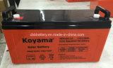 Sonnenenergie-Batterie der Koyama Qualitäts-12V120ah