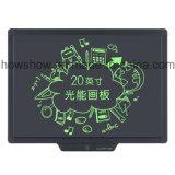 Канцелярские товар Howshow доска сочинительства LCD 20 дюймов для канцелярских принадлежностей