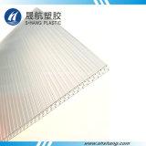 Tarjeta plástica del panal del policarbonato con de alta resistencia