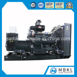 Раскройте тип генератор 350kw/438kVA Sdec Shangchai тепловозный с топливным баком 24hours
