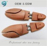 女性の伸縮性がある適用範囲が広い木製の靴の伸張器、靴の木の昇進