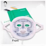 Светлая маска терапией СИД лицевая для подмолаживания кожи