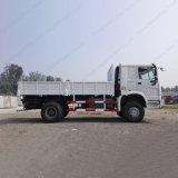 HOWO 빛 3-15 톤 화물 자동차 또는 편평하거나 가벼운 의무 화물 중간 평상형 트레일러 트럭